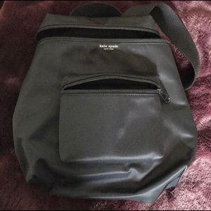 Kate Spade 90s style mini backpack